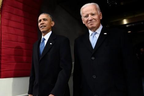 """باراك أوباما يهنئ جو بايدن بـ""""الانتصار الرئاسي"""""""