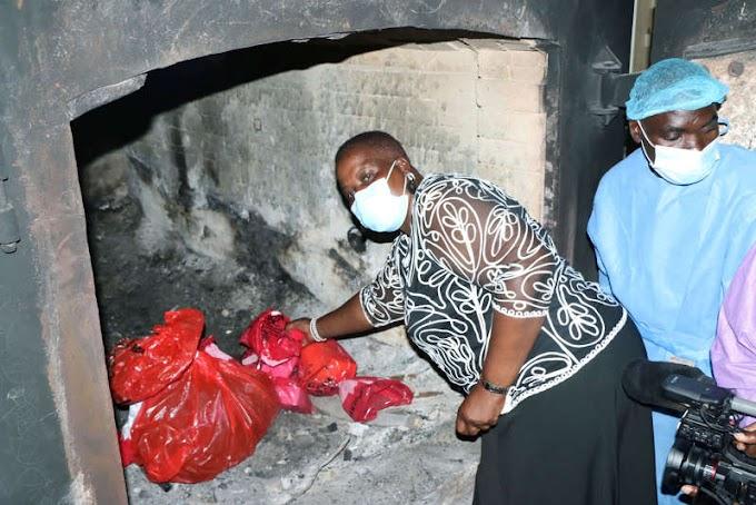 Malawi burns 20,000 expired AstraZeneca doses despite pleas