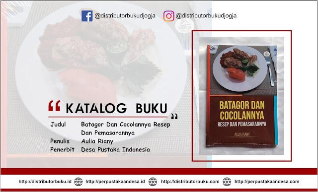 Batagor Dan Cocolannya Resep Dan Pemasarannya