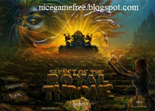 Secret Of The Royal Throne PC Game Download Free