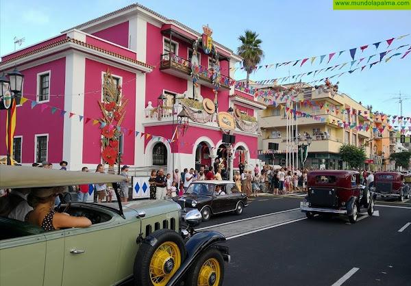 La fiesta 'principios del siglo XX' propuesta para Fiesta de Interés Turístico de Canarias