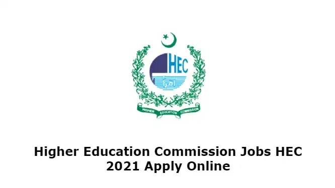 Higher Education Commission HEC Jobs 2021 Apply Online