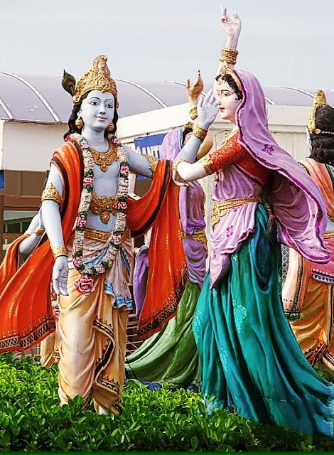 Lord Krishna and Radha Photos
