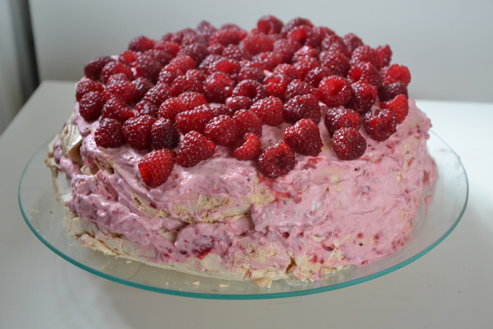 tort beza Pavlova