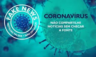 Fake News sobre pandemia na Bahia