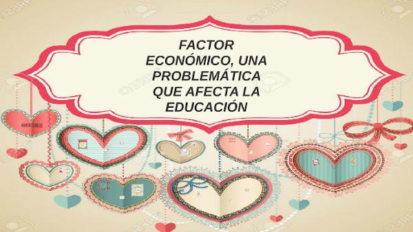 Es así como el ambiente económico afecta la educación de los niños