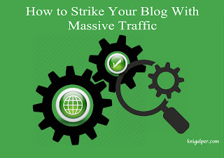 Massive Blog Traffic