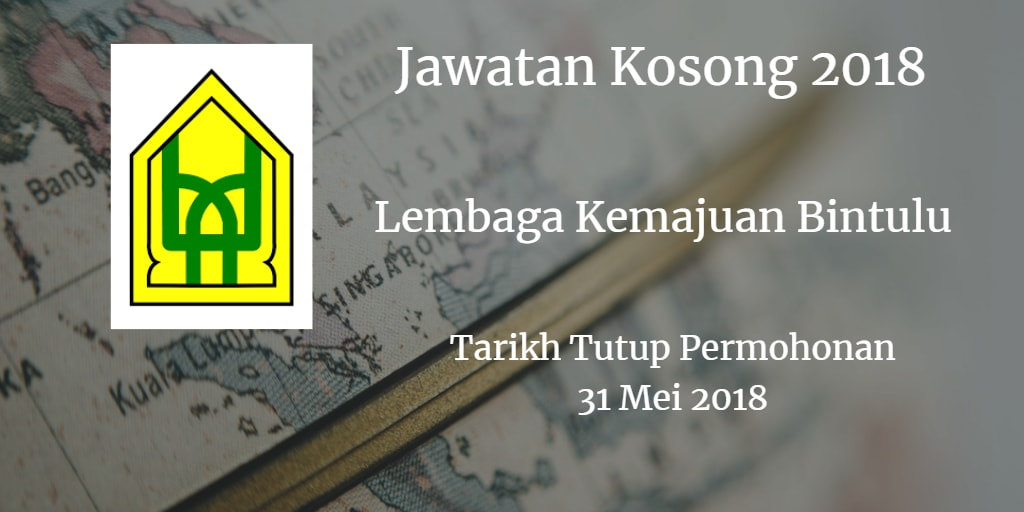 Jawatan Kosong BDA 15 Julai 2018