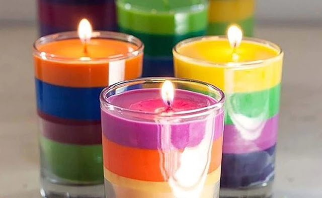 Scented Candles diwali gift