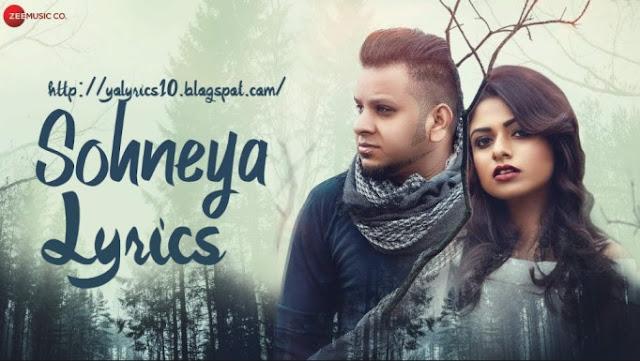 Sohneya Lyrics - Puneet Randhawa | YoLYrics