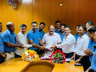 Management of Toyota Kirloskar Motor and its Employee Union Sign Wage Settlement for FY 2018-20