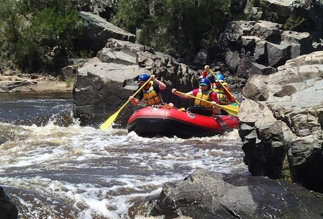Alpine River Adventures, Murrumbidgee River, ACT © Alpine River Adventures  Alpine River Adventures, Murrumbidgee River, AustAustralian Capital Territory