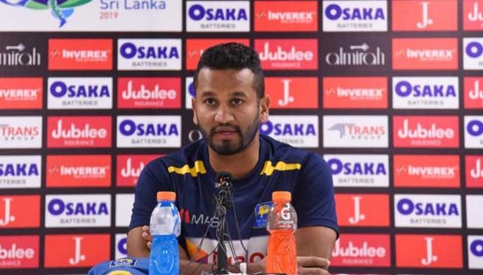De skipper fan Sry Lanka spyt net dat se nei eardere searjes nei Pakistan kaam