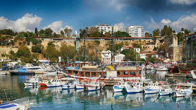 Radioreise Podcast Antalya Türkei