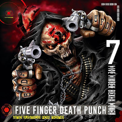Resultado de imagem para Five Finger Death Punch anuncia novo disco