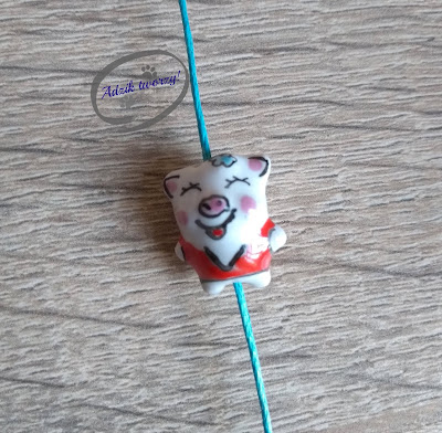 DIY bransoletka ze sznurka jak zrobić