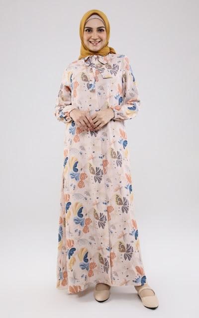 fashion hijab untuk tinggi badan 150