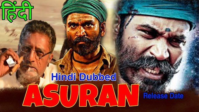 Asuran Full Movie Hindi Dubbed