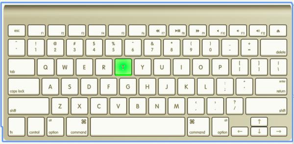 Teknik Cara Mengetik 10 Jari Dengan Mudah Tanpa Melihat Keyboard