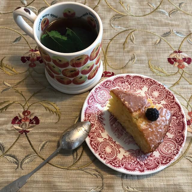 easy bakes with semolina