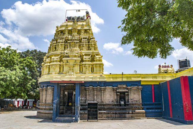 Sri Agatheeswarar Temple Vimanam