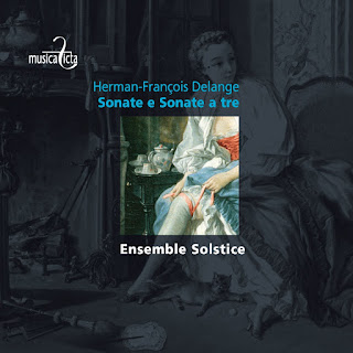 DELANGE, H. - Sonate e Sonate a tre