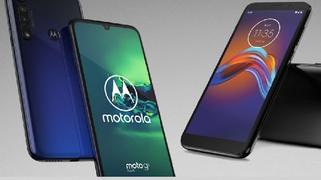 Moto G8 Play and E6 Play budget-friendly smartphones launched