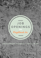 Careers and job openings on Knightmode Inc