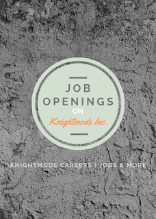 Job Openings On Knightmode Inc
