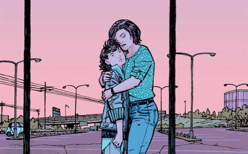 paper girls, tom 2, recenzja, komiksy, non stop comics