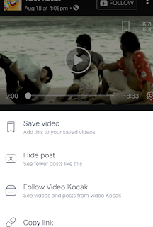 Save Video Dari Facebook