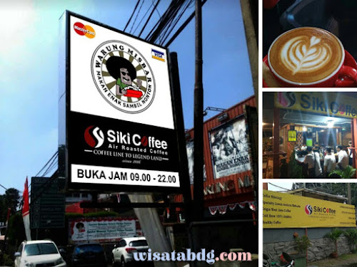 Warung Siki Coffee Bandung