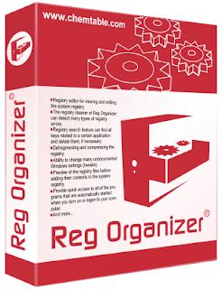 Reg Organizer 8 virus solution provider