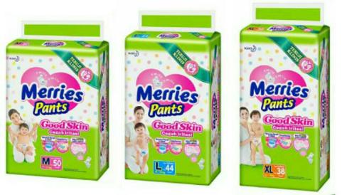 Belanja Di Rumah, Yuk Intip Harga Promo Popok Bayi Di Online Shop