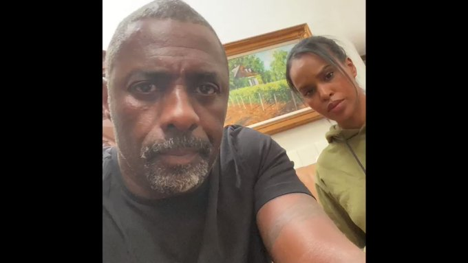 Idris Elba Shares Message After Revealing He's Tested Positive for Coronavirus