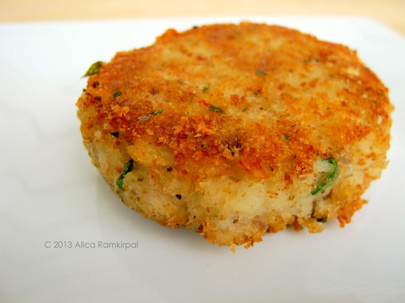 Newfoundland Fish Cake Recipe