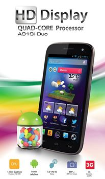MyPhone Quadcore Android Phone Price list with Specs