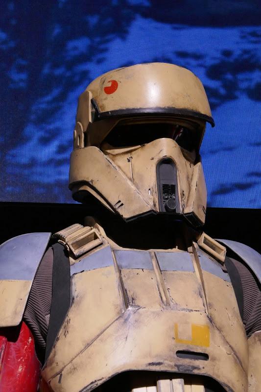 Rogue One Star Wars Shoretrooper helmet
