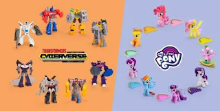 My Little Pony Happy Meal in More Countries + New Figures