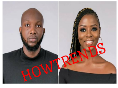BBNaija2019: Tuoyo Request For Flowers From Big Brother For Diane