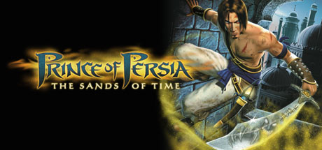 Prince of persia - Sands of time Portada