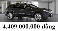 Giá xe Mercedes GLE 450 4MATIC 2021