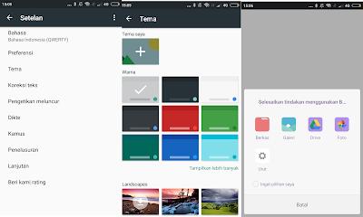 Menambahkan Background Foto Pada Papan Ketik Atau Keyboard Di Android