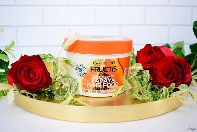Garnier Fructis Papaya Hair Food