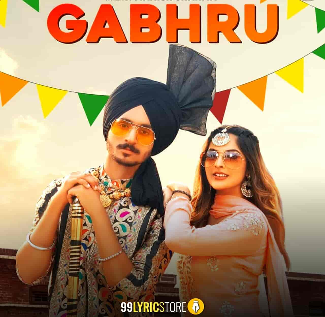 Gabhru Puanjbi Song Images By Nirvair Pannu