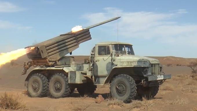 🔴 خاص |  تفاصيل عملية القصف الصاروخي على قاعدة عسكرية للإحتلال المغربي بقطاع حوزة ومقتل مايزيد عن 7 من جنوده