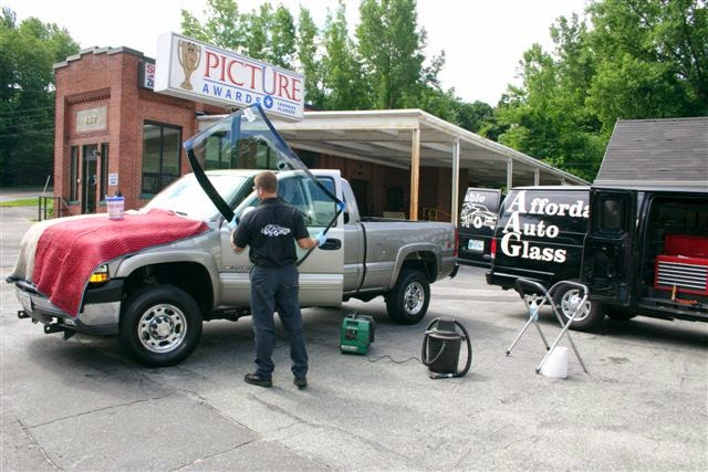 Affordable Auto Windshield Repair