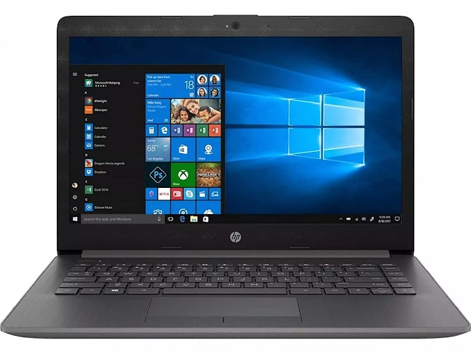 HP 14 Core i3 laptop review 2020