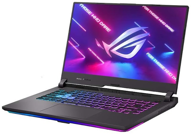 Asus ROG Strix G15 G513 (2021) Review: Gaming Laptop With A Top-Shelf Price
