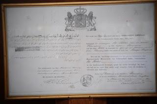 naskah kuno istano rajo balun